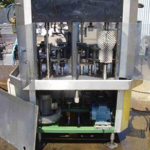 53513 - Lavadora-secadora de botellas llenas segunda mano