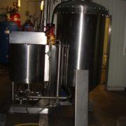 used kieselguhr filter gasquet 10 m2