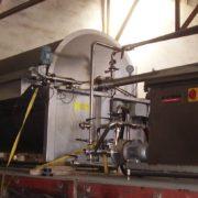 Filtro rotativo de vacio Della Toffola 30 m2 segunda mano