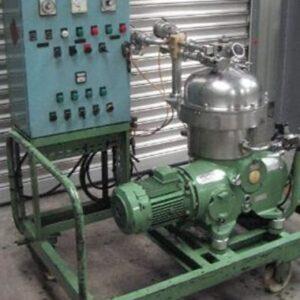 used Westfalia centrifuge SA 7 06 076