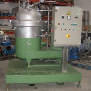 used Westfalia centrifuge SA 40 06 177