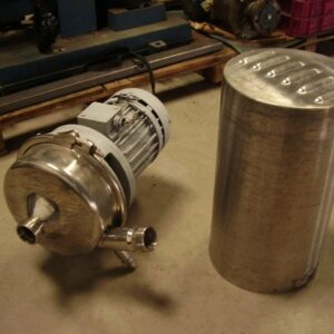 33514_pompe centrifuge Hilge occasion