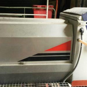 Despalilladora Bucher Delta E4 usada