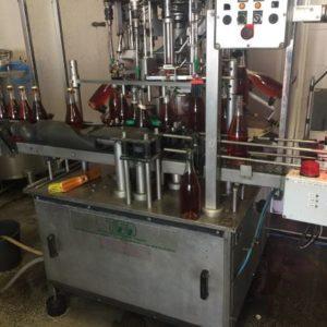 degorgeadora dosificadora TDD usada