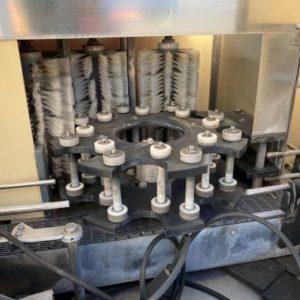 lavadora secadora de botellas llenas Stone usada