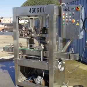 Capsuladora GAI 6 cabezales usada
