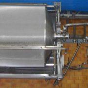 Filtro rotativo de vacio de 15 m2 usado