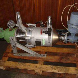 32003 - Hydrociclón Westfalia BSB 100 segunda mano