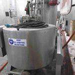 used kieselguhr filter Cadalpe C25/3 - 19 m2
