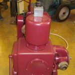 used piston pump Gandini