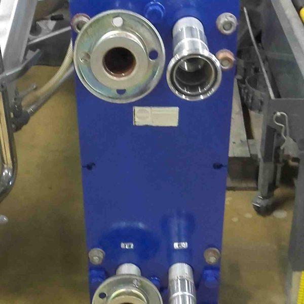 34608 - Intercambiador de placas usado