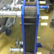 used plate heat exchanger