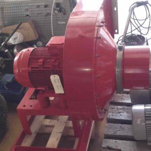 Aspirador de raspones CME – 10/20 T/h usado