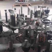 used adhesive labeller OMB ET 200