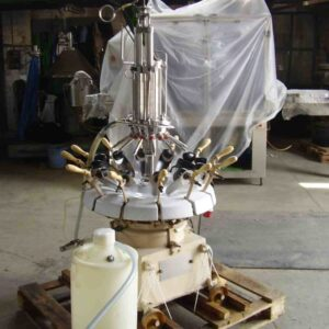 used TDD Grillat dosing equipment