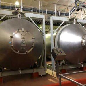 Vinificadores y depositos process inox de segunda mano