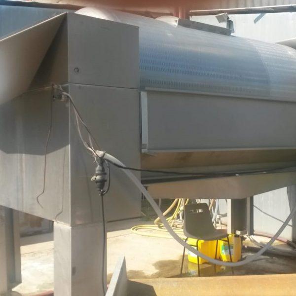 Della Toffola prensa membrana modelo PE 35 usada