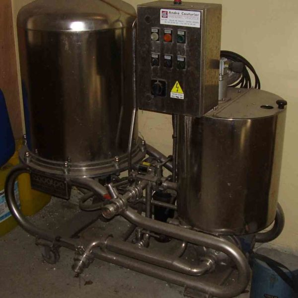 Filtro de tierra Cadalpe 4m2 usado