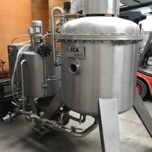 filtro della toffola NF 10 usado