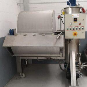 31209_rotary vacuum filter used