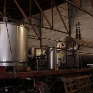 Filtro rotativo de vacio 30 m2 usado