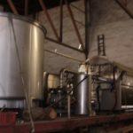 filtre rotatif sous vide Della Toffola 30 m2 occasion