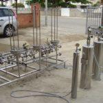 used sartorius micro filtration unit