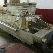31602_Filtro prensa Della toffola usado