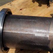 used rotary sil brush westfalia BSB 100