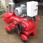 33007_used manzini piston pump 2c300