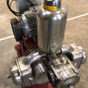 33023_pompe manzini SX 300 corps inox occasion