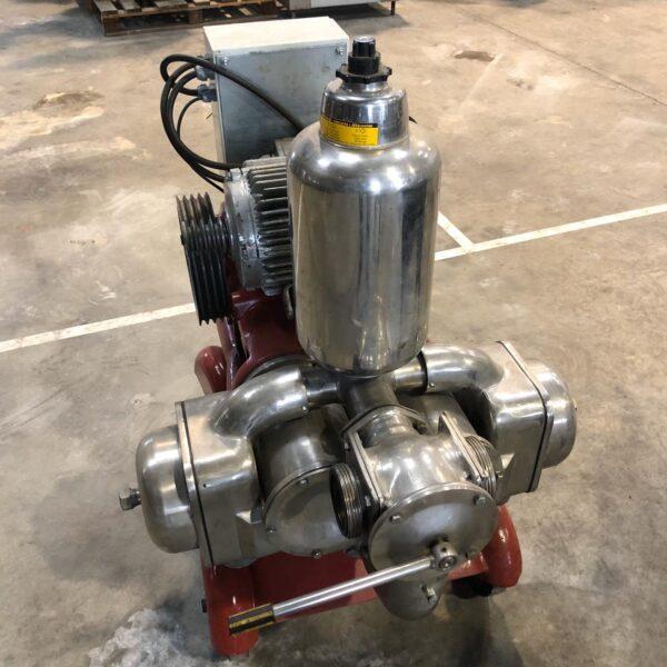 33023_Manzini piston pump SX 300 used