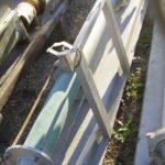 used helicoidal Netsch pump type NEMO