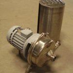 bomba centrifuga Hilge usada revisada