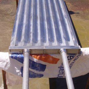 Placas de frio usadas