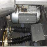 despalilladora AMOS A15 de segunda mano