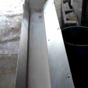 cinta inox elevadora de segunda mano
