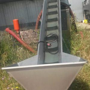 cinta elevadora de segunda mano