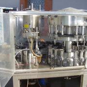monobloc GAI 5003 enjuagadora llenadora tapadora de segunda mano