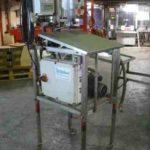 Llenadora Bag in box technibag RE 800 de segunda mano