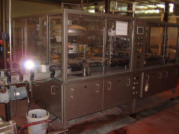 Degorgeadora dosificadora automatica usada