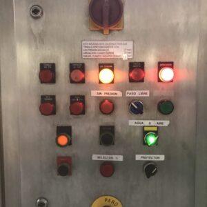 enjuagadora PERRIER MFL 32 usada