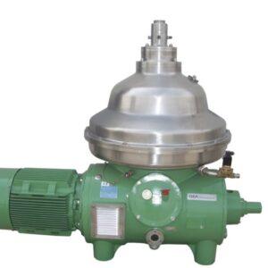 Used Westfalia centrifuge CSA 160-47-076 fully rebuilt