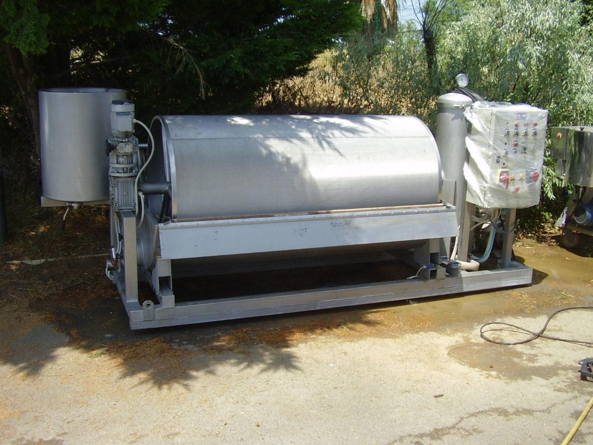 Filtro padovan Taylo 6 usado