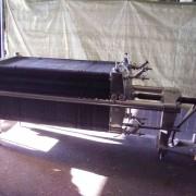filtro de placas Seitz Orion 600x600 de segunda mano