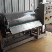 31205 - Filtro rotativo de vacio – 2,5 m2 segunda mano